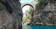 Köprülü Kanyon Milli Parkı'nda