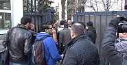 Libya Büyükelçiliği'nde Hareketli