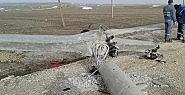 Lodos direk devirdi: 9 yaralı