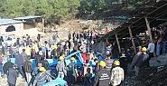 Madenci Ailelerine Aylık Bağlandı