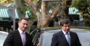 Makedon Başbakanı Resmi Törenle Karşıladı