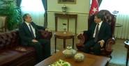 Merkez Bankası Başkanı Başbakan'la...