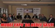 MODEF EXPO`da Hedef Şaştı