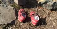 Nehir'in Ayakkabıları Bulundu