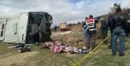 Öğrencileri Taşıyan Servis Kaza Yaptı:...