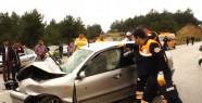 Otomobil Tır'ın Altına Girdi: 2 ölü