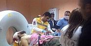 Sınırda patlama: 2 ölü 8 yaralı