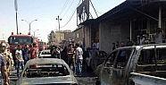 Suriye'de intihar saldırısı : 1 ölü