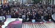Taksim'de 1915 olayları eylemi