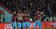 Trabzon'da 2 gol var