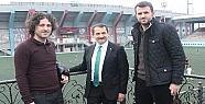 Trabzonspor'un efsanelerinden Atalay'a