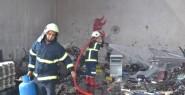 Turgutlu'da Patlama: 3 Yaralı