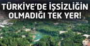 Türkiye'de işsizliğin olmadığı tek ilçe