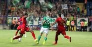 Uefa Maçında Karabük'te Ilk Yarı Sona...