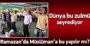 Uygurlara Ramazanda Zorla İçki İçirildi