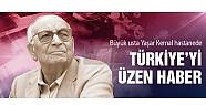 Yaşar Kemal'in durumu