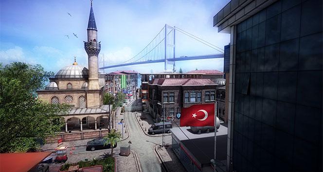 Yerli oyun Zula'nın Dünya Kupası İstanbul'da gerçekleştirildi