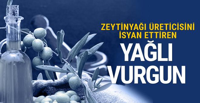 Zeytinyağı fiyatları üreticinin canını sıkıyor
