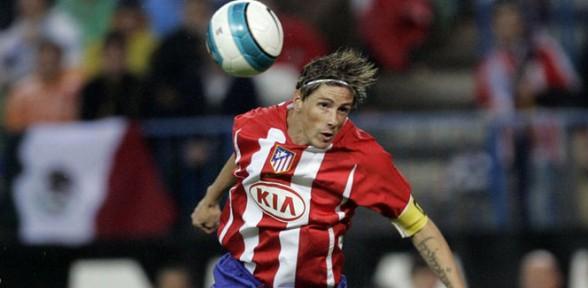Torres, Atletıco Madrıd'e Döndü