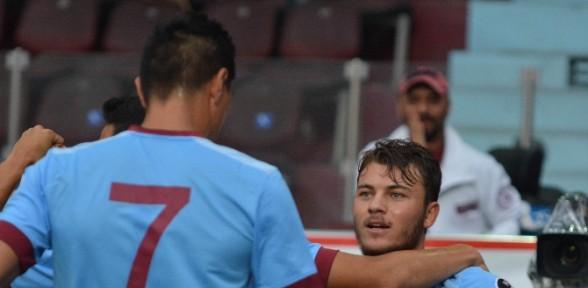 Trabzonspor Avrupa'da Moral Arıyor
