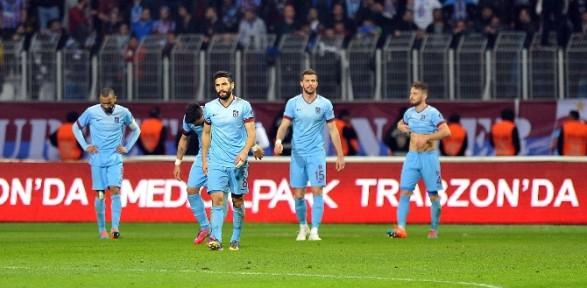 Trabzonspor bu istatistikte lider