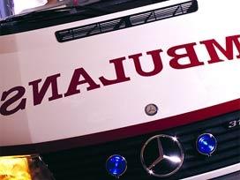 Tramvay ile minibüs çarpıştı: 7 yaralı