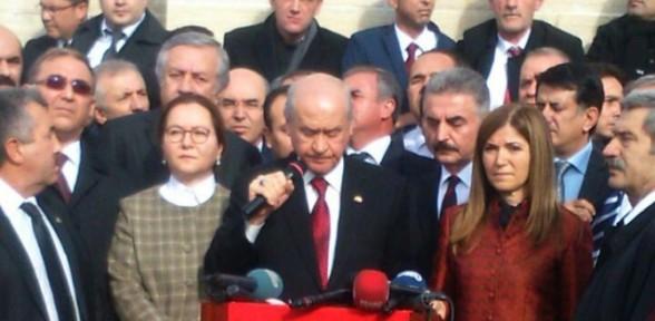 Tunceli'de De Söyledi: Onlar Bölücüdür