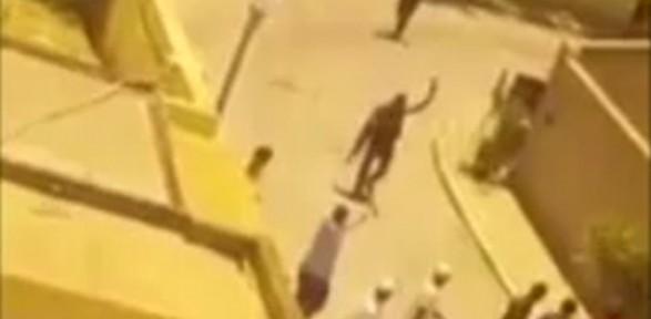 Tunus'taki otel saldırısı kamerada