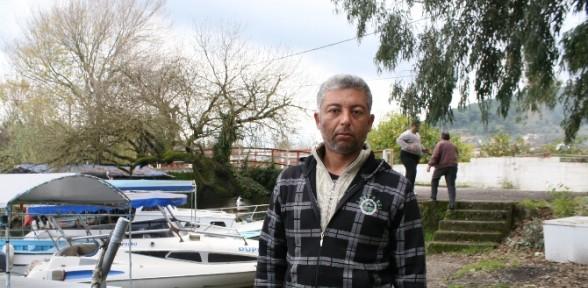 Türk Balıkçıları Yunan Botu Kurtardı