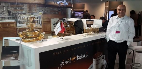 Türk Kahvesini Dünyaya Tanıtıyorlar