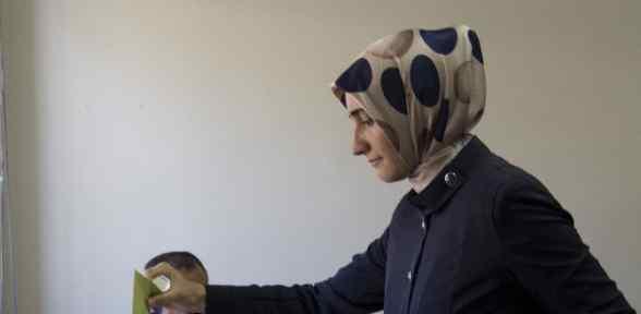 Türk Vatandaşları İtalya'da Sandık Başına Gitti