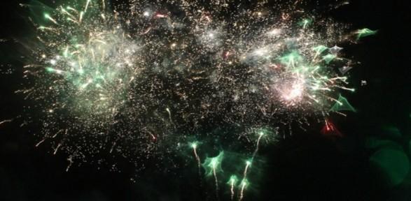 Türkiye Yeni Yıla ''merhaba'' Dedi