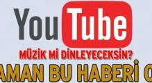 YouTube'un yeni hizmeti YouTube Music Key'in ilk görüntüleri internete sızdı.