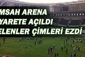 Bursaspor'da çim isyanı!
