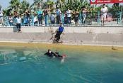 Topun peşinden kanala giren çocuk boğuldu