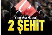 Diyarbakır Sur'da 2 şehit