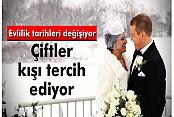Düğünler yazdan kışa kayıyor