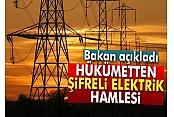 Güneydoğu'ya şifreli elektrik