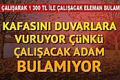 Bursa'da engellilere oturarak para kazanacakları iş buldu, ama işçi bulamadı