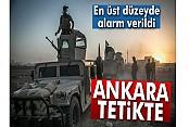 Ankara'da en üst düzey Musul alarmı!