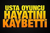 Usta oyuncu Ayberk Atilla hayatını yitirdi