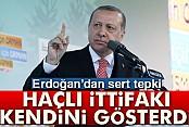 Cumhurbaşkanı Erdoğan: 'Papa ne zamandan beri AB üyesi?'