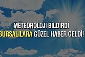 Bursa'da bugün ve yarın hava durumu nasıl olacak? (30 Mart 2017 Perşembe)