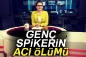 Genç spiker Gamze Büyüksoy'un acı ölümü Bursa'yı yasa boğdu