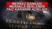 Merkez Bankası faizleri arttırdı!