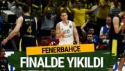 Fenerbahçe Doğuş Real Madrid final four