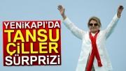 Eski Başbakan Tansu Çiller: 'Bugün milli bir şuurla buradayım'