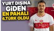 Ozan Kabak, Türkiye'den giden en pahalı 4. Türk oldu