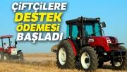 Bakan Pakdemirli: 'Çiftçimize 1 milyar 432 milyon lira destekleme ödemesi yapacağız'