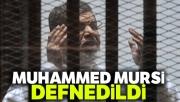 Muhammed Mursi defnedildi